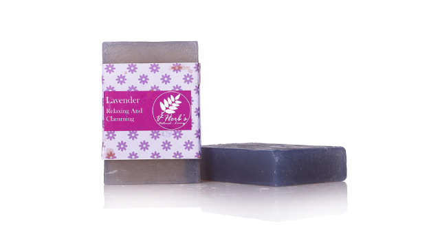 Vherbs Handcrafted Lavender Soap