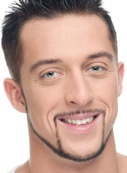 Thin French Beard