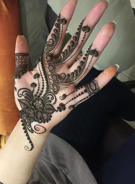 50 Simple Easy Arabic Mehndi Designs Best Mehndi Collection