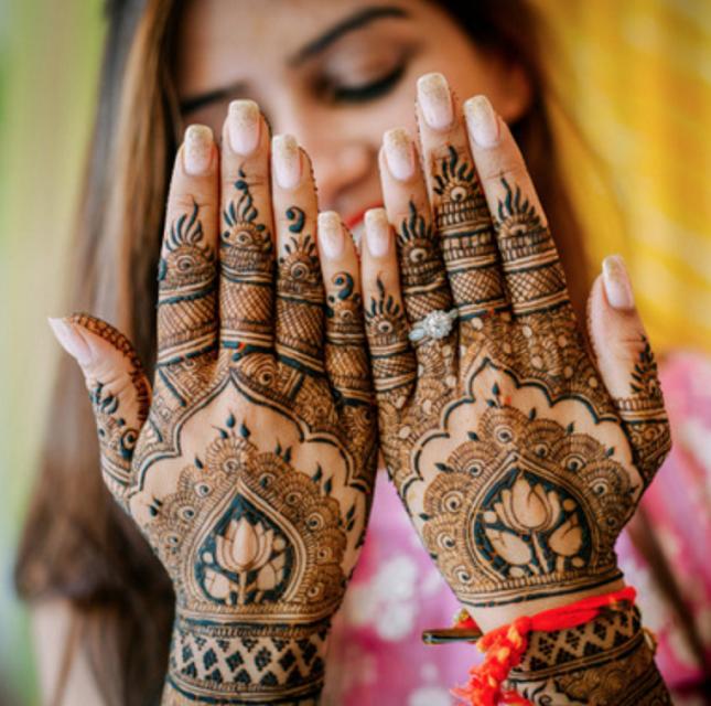 75 Unique Bridal Mehendi Designs For Hands \u0026 Feet \u2013 The Good