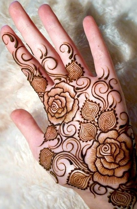 101 Simple \u0026 Easy Mehendi Designs Trending in 2019 \u2013 The