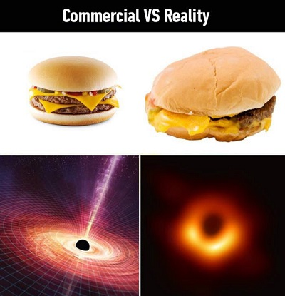 black hole meme
